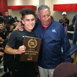"Isidro ""Chelìn"" Martinez is the 6A Boys Soccer UILState tournament MVP! #RGV http://t.co/JfdfstFSJD"