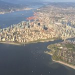 Glorious day to view two beautiful cities from @HarbourAirLtd #vancouver #Victoria @myvancouver @TourismVIC http://t.co/6iEXwIBZZz