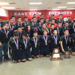 Here they are, your 2015 6A Boys Soccer State Champions, the Brownsville Rivera Raiders! #RGV #txhssoccer #DosACero http://t.co/YoQZm7E39D