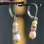 Bohemian chic jewelry  FREE SHIPPING Boho earrings by JabberDuck http://t.co/XPuM2Fxfkt http://t.co/oBULSCQXNh
