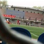 150419 #LUHAN Soccer Event ชุดแดงเด่นกว่าเพื่อน555 (cr:初衷yu) http://t.co/TNCPwE09z0