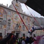 #mezzadigenova tra poco partenza dal @portodigenova handbike e #maratonabili http://t.co/qGJocCmH0f