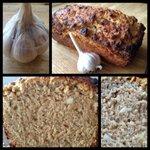 #bakeoftheday is Garlic & Beer Bread. Tastes lovely & really easy. #recipe @BBCYork at 10.30am http://t.co/Us239uToGj