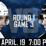 Saddle up for Game 3. GAME PREVIEW → http://t.co/vMT0HFNxBU http://t.co/WomM8ltiEr