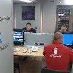 Todo el mundo en su puesto para comienzo de la #SCExtreme15 dispositivo de seguridad y comunicaciones activado. #PMA http://t.co/uFLnFC5NJA