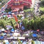 Suasana di dpn GOR Ranggajati Sumber. Rame bingit :D @CirebonBribin @AboutCirebonID @cirebonfiles http://t.co/s3TXeml8gN