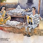I love #cartoonist !! They are real #voice of #people!!! Thank you @DurgaBaral1 sir !! http://t.co/U9bPatsCkf