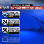 Overnight snow could make for slick roads for the Palmer Divide, Teller, N/W El Paso Co #cowx http://t.co/rVOvWTI6nl http://t.co/gstnYPKCXW