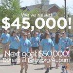 $45,000 FOR THE CURE!!! http://t.co/aaU72HdZ3C http://t.co/Z6CZ22cbxw