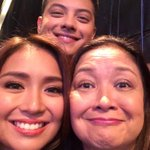 I was so happy to see @bernardokath & DJ in @asapofficial & she screamed quietly (??) when she saw me! hehe #Reunion http://t.co/xXKHqMGb7F