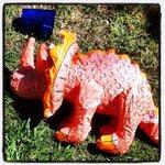 Last Call for the Dinosaurs #losangeles #photography #pix #yardsale #MyDayInLA http://t.co/pqwAhgxSzU
