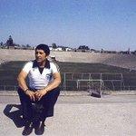 Chamaco en el Monumental. #90AñosColoColo http://t.co/0Dn7Wkhq5k