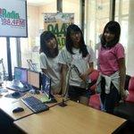 [PHOTO] Saat interview di @dradiolampung  yuk fans Lampung ikut event Direct Selling ke sini! http://t.co/tmHkG9sZSk