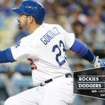 RECAP: @AdrianTitan23 stays hot as Zack Greinke and the #Dodgers top the Rockies: http://t.co/RnV1ugiosS http://t.co/GupzKexGZS