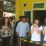 Halooo Lampung @officialJKT48 http://t.co/zVUh1zTZd4