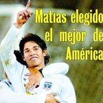 Matías, el mejor de América #90AñosColoColo http://t.co/iixYiHKS9F