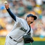 King Felix was on his game tonight. When that happens, good luck. VIDEO: http://t.co/QzPUn2kOZx http://t.co/uPsEFkFOPk