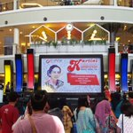 Persiapan Jumpa Fans dan #NobarHIPMIBalikpapan bareng @officialPILAREZ @tjokro_movie at E-Walk BSB http://t.co/4GChzXwD60