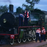 Qld steam train retracing the steps of the original Anzacs: @PhilWillmington http://t.co/EBGv7EpO2l #9News http://t.co/QiQy0WN5h5