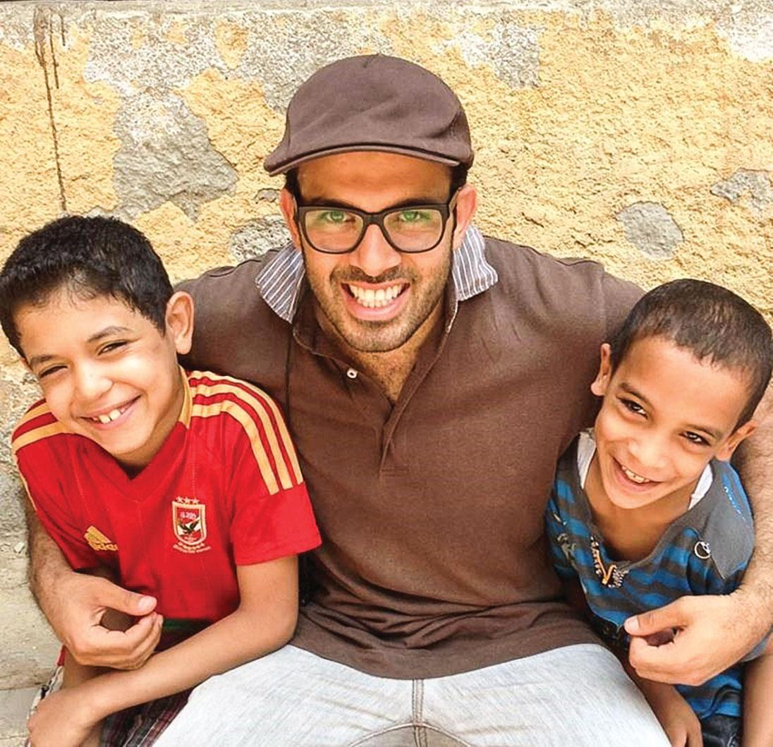 Egyptian humanitarian @jawadnabulsi is world's most influential young Arab http://t.co/5m3EbrF52r #100under40 http://t.co/X7HrDO6W4l
