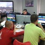 Tenemos en funcionamiento 2 #PMA uno en plaza España y otro en #Chamorga PK 7 para coordinar seguridad #SCExtreme15 http://t.co/ut6GLZ9Kl4