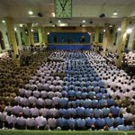 Staff and commanders of Islamic Republic of #Iran Army met a few minutes ago with the Leader of the #Revolution. http://t.co/PpK9XXF3Cs