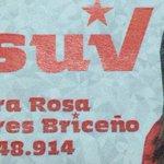 #ConVosSiVoy Juneira Mavares C.I: 10.448.914 @NicolasMaduro #ForoSaoPauloNosApoya http://t.co/OGbZlWpMTc !+