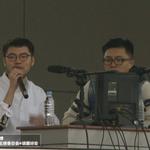 150419 #LUHAN คนพากษ์ : วันนี้ผู้ชมทั้งหมดเป็นผู้หญิง เหล่าเกา : แต่จริงๆแล้วเขาก็มีแฟนคลับผู้ชายนะ #HappyLuhanDay http://t.co/1uTegPLWgE