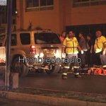 Carabinero choco su vehículo en estado de ebriedad con sus 2 hijos en el interior #Iquique  Foto: @HombredeRadio http://t.co/EDSG8mtxyH