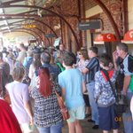 #Steamfest Great weekend-shame historic Newcastle not available@mikebairdMP Reopen Newcastle railway closed illegally http://t.co/hW2vQ3wZo5