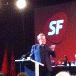 Nyrup tordner mod de uregulerede finansmarkeder. #sflm15 #dkpol http://t.co/cuHIGKMWZo