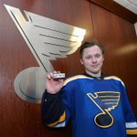 A #StanleyCup Playoff hat trick is all in a days work for Vladimir Tarasenko. http://t.co/63EQfAgjn3
