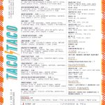WIN brunch at #tacotaco for 2 today! Follow and rt. Open 11am til 4pm! All walk ins, no reservations. Menu attached! http://t.co/GQgW8XTakr