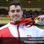 Congratulations also to Wolves fan @Kristian_Thomas on his individual gold at the European Gymnastics Championships. http://t.co/p1gp3Z1xVC