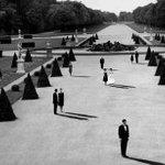 Filmkulisse II: #lustwandeln in LETZTES JAHR IN MARIENBAD von Alain Resnais (1961) in #Nympenburg http://t.co/OyF5DvJIWH