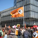 [MG] Bilder von der Anti-#TTIP-Demo in #Bielefeld am 18.04.2015 #lptnrw151 #lmvblume #Piraten http://t.co/qPvkaXJ2jt http://t.co/Gjuztbyh79
