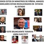 Medio gabinete cuestionado...y wevean a Bachelet?...Caradura http://t.co/XolKoNVNFT