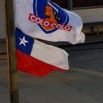Feliz cumpleaños!!! #90AñosColoColo me forje de raza y coraje en tu alero #Corta http://t.co/WYYJ7AM2o7