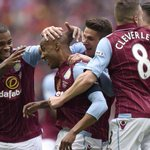 Aston Villa beat Liverpool 2-1 at Wembley to reach the FA Cup final http://t.co/lpidqWqx24 http://t.co/3PWOdA84E8
