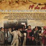 205 años después del inicio de la Independencia seguimos por el mismo Camino y el mismo grito...Independencia o Nada. http://t.co/cf6CCQP7Et