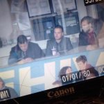"""Love liam af """"@1DAsiaCrew: Liam is watching Louis' game at Keepmoat Stadium in Doncaster! (19 April 2015) http://t.co/5WFLCJCmHB"""""""