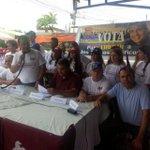 Rueda d prensa d ABP dando apoyo a @MarcosFigueroa y @sergiopadronm, seguimos sumando @alcaldeledezma #julioMontoya http://t.co/Q3mPul1QBV