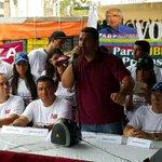 EL Partido d ANTONIO LEDEZMA respalda la candidatura d Marcos y Sergio, en #PLC, Guanta y Lecheria #LiberenALedezma. http://t.co/hyQXjlRxju