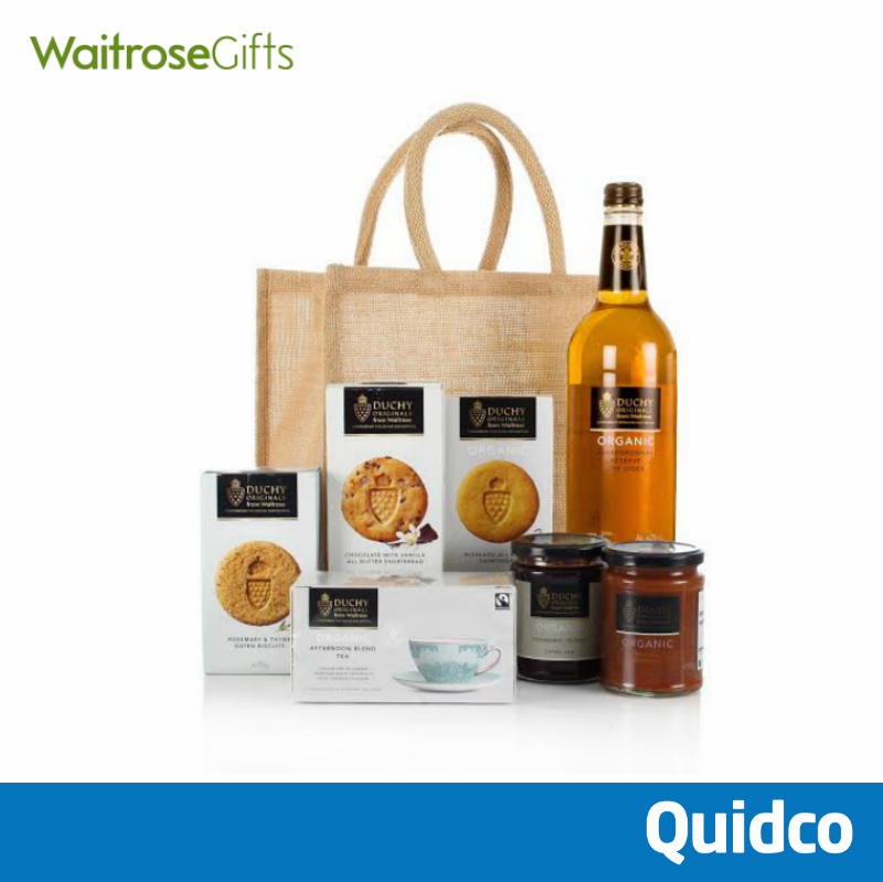 We've got TEN Dutchy Originals Collection bags to giveaway, courtesy of Waitrose Gifts. RT & follow to #win. (18+) http://t.co/TFx55nFg9E