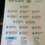 Dub and Cork teams for todays Semi Final down in Nowlan. Up the Dubs! And lets get some Northsiders off that bench! http://t.co/Euo1mvGutB