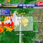 Approximate arrival times for severe warned storm packing strong winds across parts of Bay, Walton, & Washington Co. http://t.co/VcsjmxcQR9