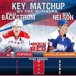 #CapsIsles Game 3 Key Matchup powered by http://t.co/Uec9DaqonY: #Caps @backstrom19 & Brock Nelson. Puck drop at Noon http://t.co/ypVy2gsXR1