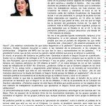 Editorial d @tinocotania q enfureció al gobierno @CarlosVerareal @6SusanaGonzalez @martharoldos #EstamosContigoTania http://t.co/MccR6iwsWW