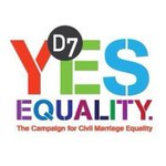 The sun is shining and Im looking forward to the @YesEqualityD7 photocall today at 3 @SmithfieldSq #MarRef #VoteYes http://t.co/Q2VHsbc50b