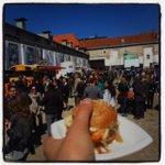 Premiere bei bestem Wetter und guter Stimmung. #circusoffood #münchen #foodtrucks #lecker … http://t.co/8vquLSZXBW http://t.co/hjOr2CQewQ